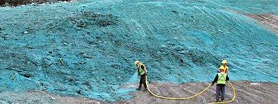 Hydrosiew - dodatki do hydrosiewu, ochrona gruntów przed erozją wodną, kontrola pylenia.