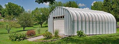 Prefabrykowane samonośne hale łukowe z blachy Galvalume dla rolnictwa, gospodarstwa domowego i przemysłu
