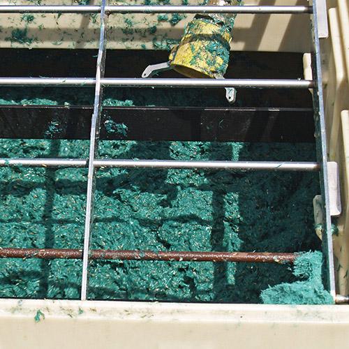 Hydrosiew - natryskowa mata przeciwerozyjna do hydrosiewu. Green fiberplus z mulczem drzewnym i celulozowym mieszana w hydrosiewniku.